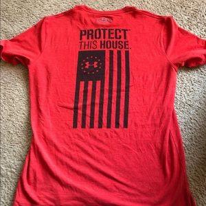 5/$10 under armour shirt